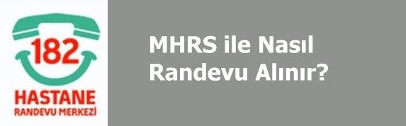 Hastane Randevu (MHRS) Nasıl Alınır?